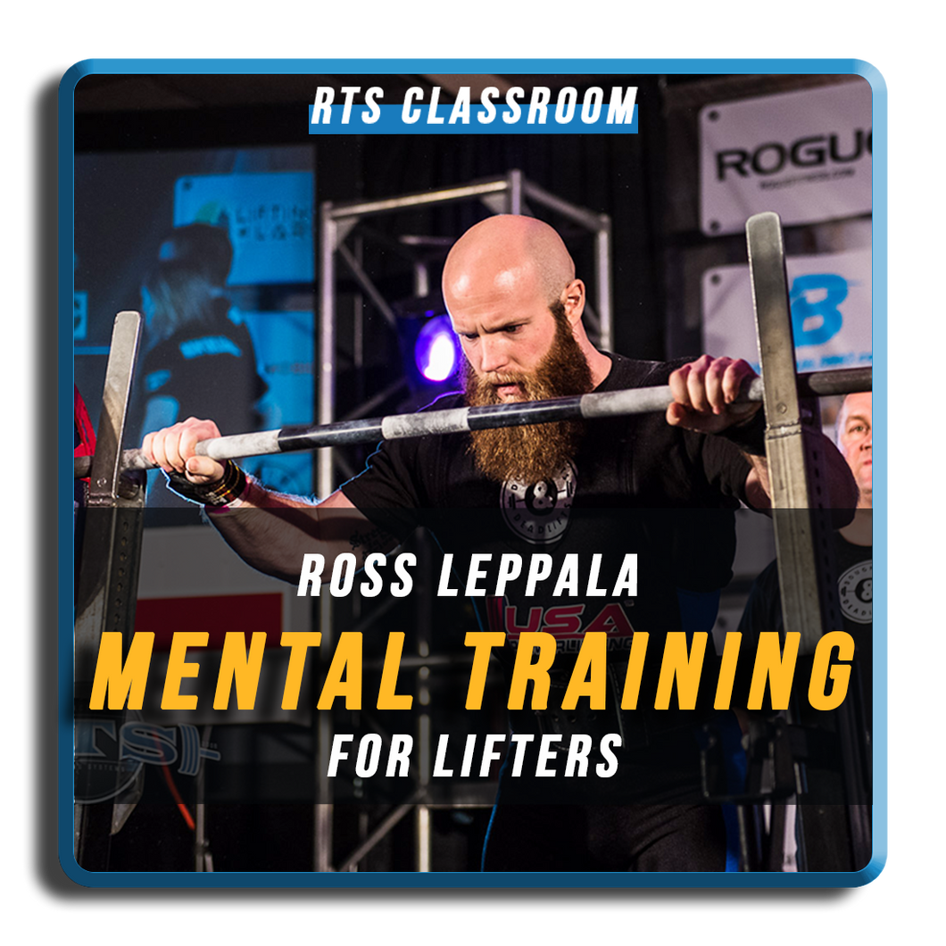 Mental Training for Lifters