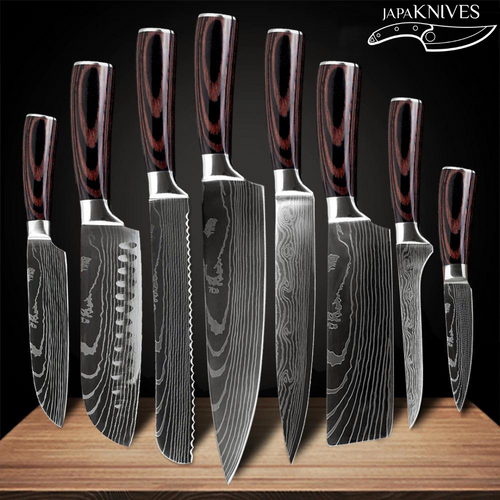 Japaknives™ - Professional Steel Kitchen Knives (52% Off) - Japaknives