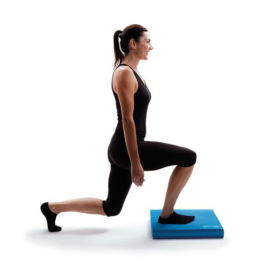 Using your Balance Pad for Shoulder, Chest and Core Exercises
