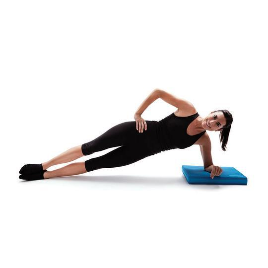 ABS and Core Exercises on a Balance Pad