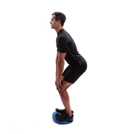 How do I use my Balance Cushion for Core and Back Exercises?