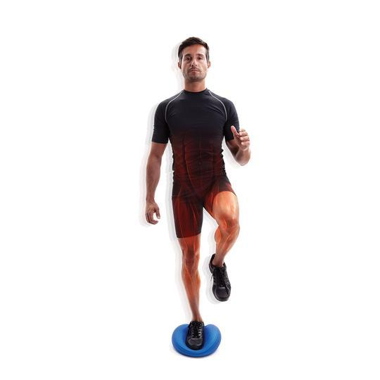 How do I use my Balance Cushion for Ankle, Foot and Knee Exercises?