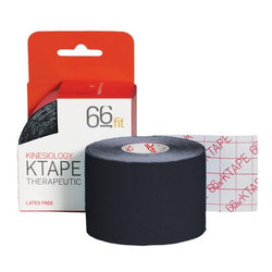 Black Kinesiology Tape