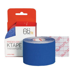 Blue Kinesiology Tape
