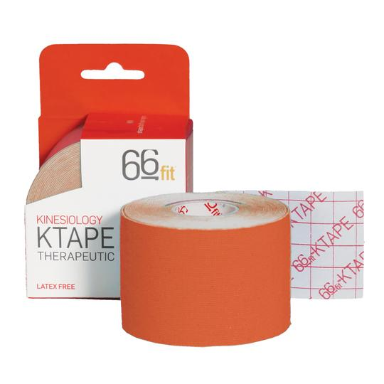 Orange Kinesiology Tape