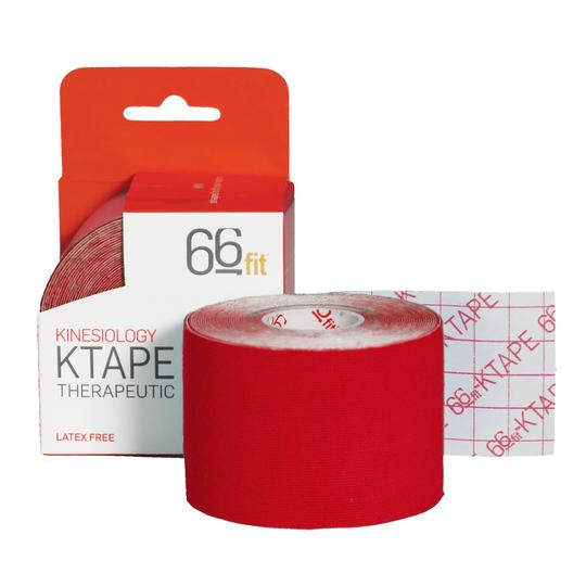 Red Kinesiology Tape