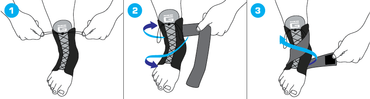 Lace Ankle Brace