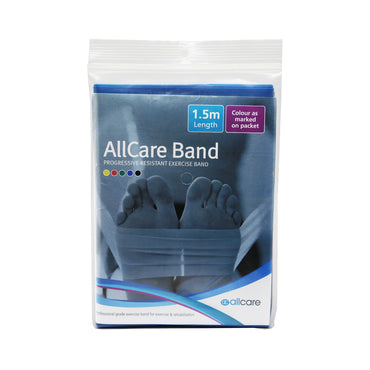 AllCare Latex Exercise Bands - 1.5m