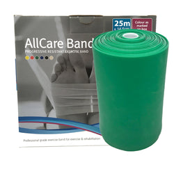 AllCare Latex Exercise Bands - 25m