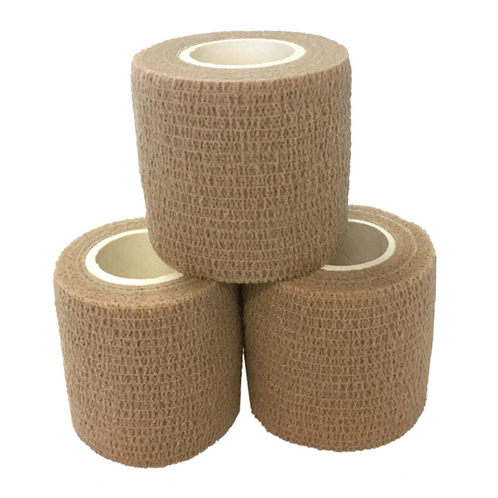 AllCare Co-Stretch Elasticated Adhesive Sports Bandage