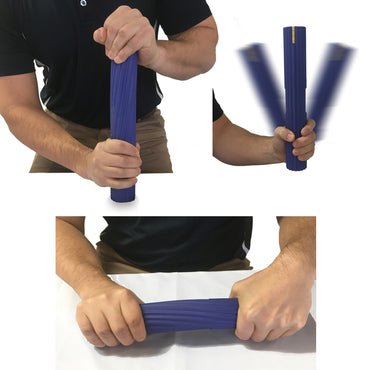 AllCare Progressive Flex Stick - Shoulders, Elbows, Wrist and Hand Exerciser