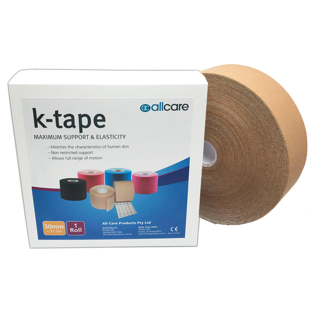 AllCare Premium K Tape - Kinesiology Elastic Therapeutic Tape
