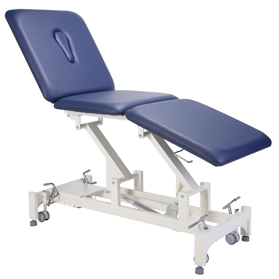 AllCare Preston Variable Height 3 Section Table