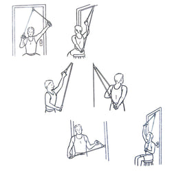 AllCare Shoulder Exercise Pulley