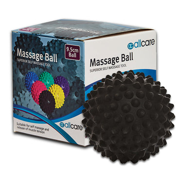 AllCare Spikey Massage Therapy Balls - 9.5cm