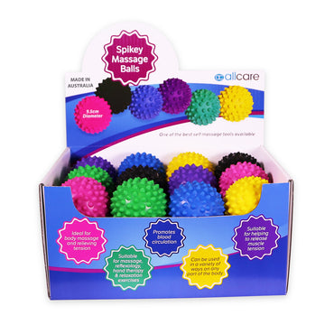 AllCare Spikey Balls - 24pcs in Display Box