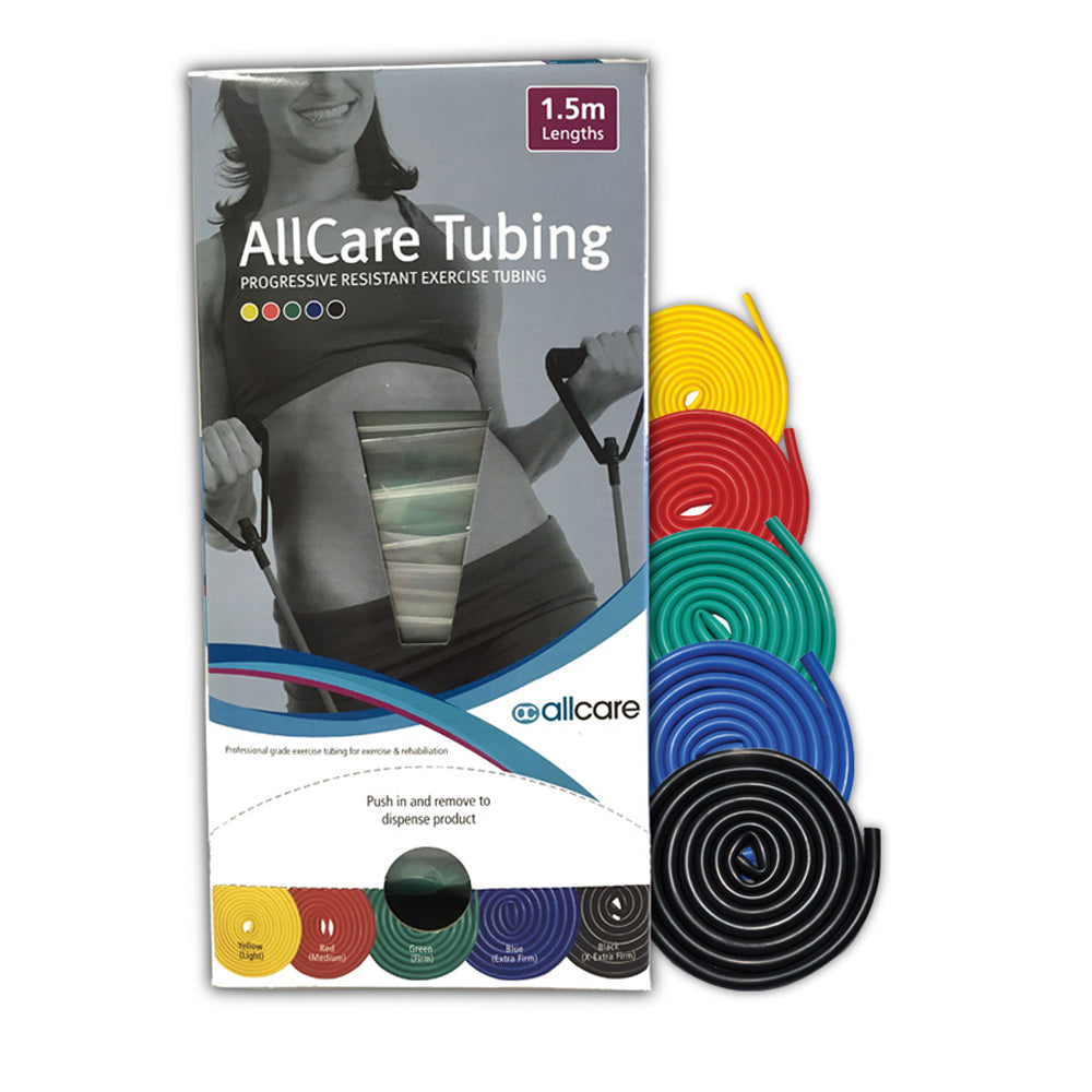 AllCare Exercise Tubing - 1.5m Bulk Dispenser Box