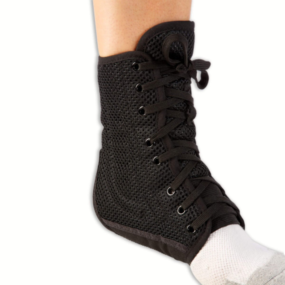 Laced Ankle Support