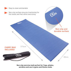 Yoga Mat and Bag