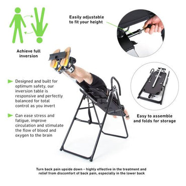 Professional Inversion Table