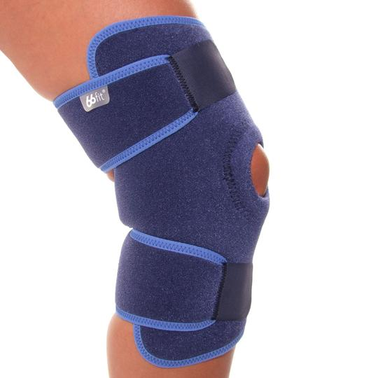 Open Knee Support Brace