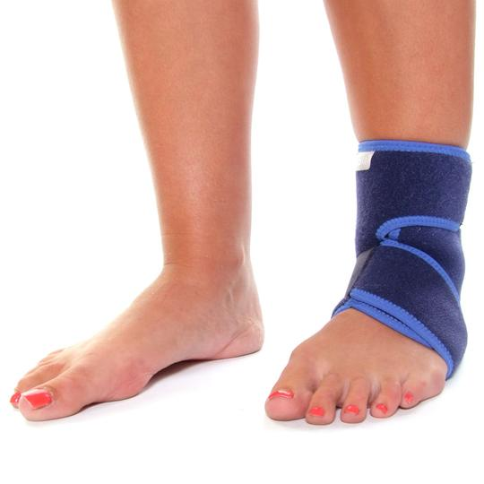 Ankle Wrap with Figure 8