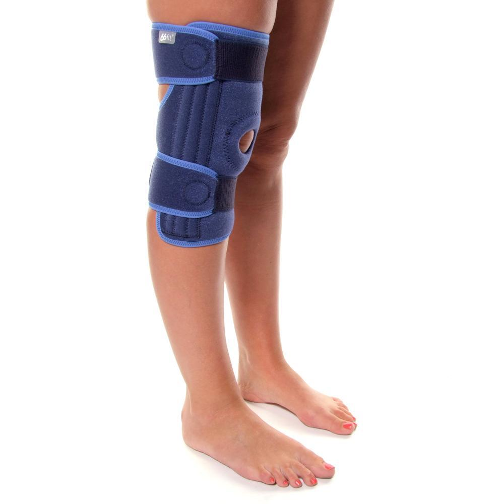 Stabilized Open Knee Support