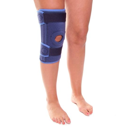 Stabilized Knee Brace
