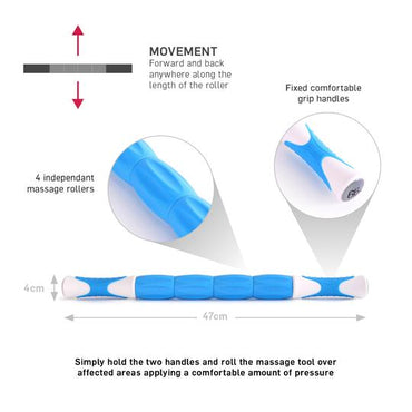 Trigger Point Massage Stick