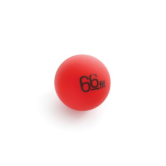 Red massage ball