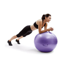 Plank on Gym Ball