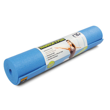 Warrior Yoga Mat Blue
