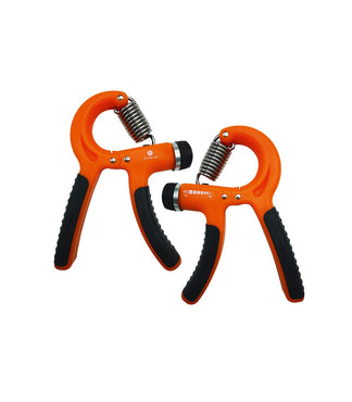 Two Adjustable Hand Grip Exercisers