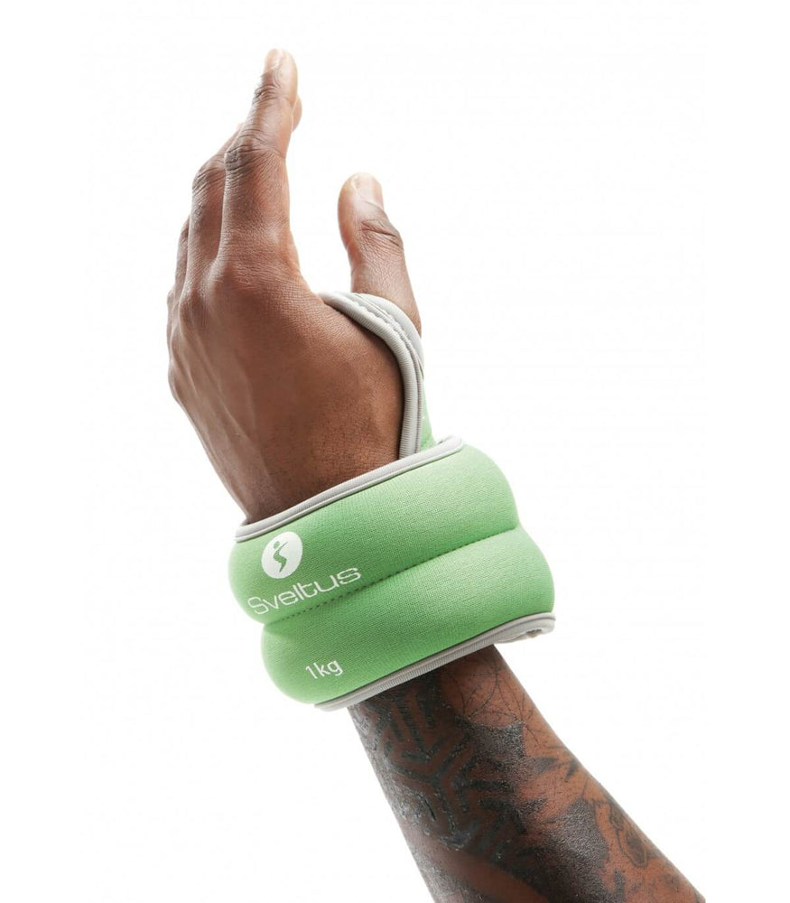 Green Wrist Weight