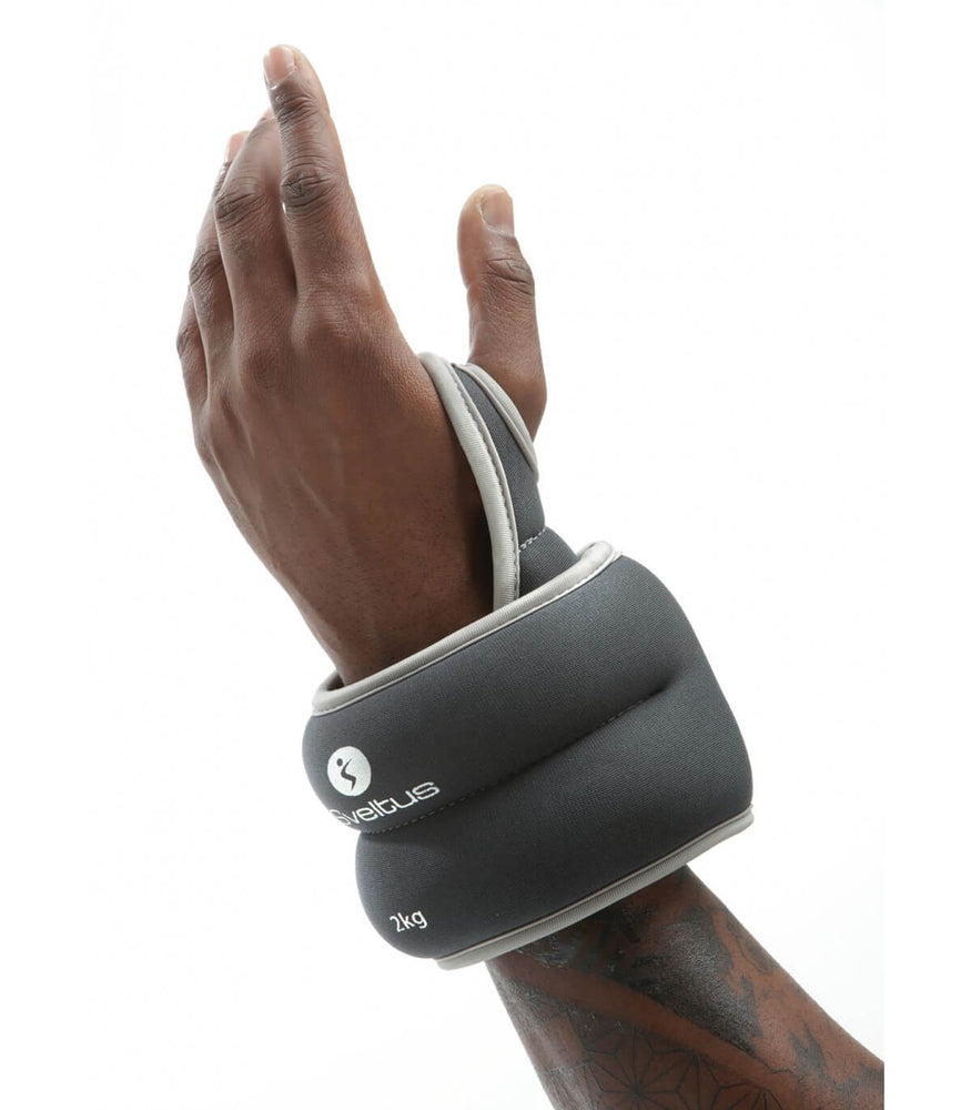 Black Wrist Weight