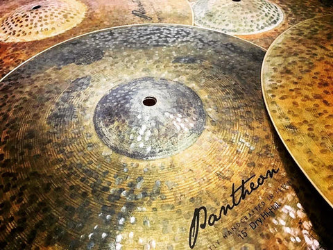 'Dry' cymbals