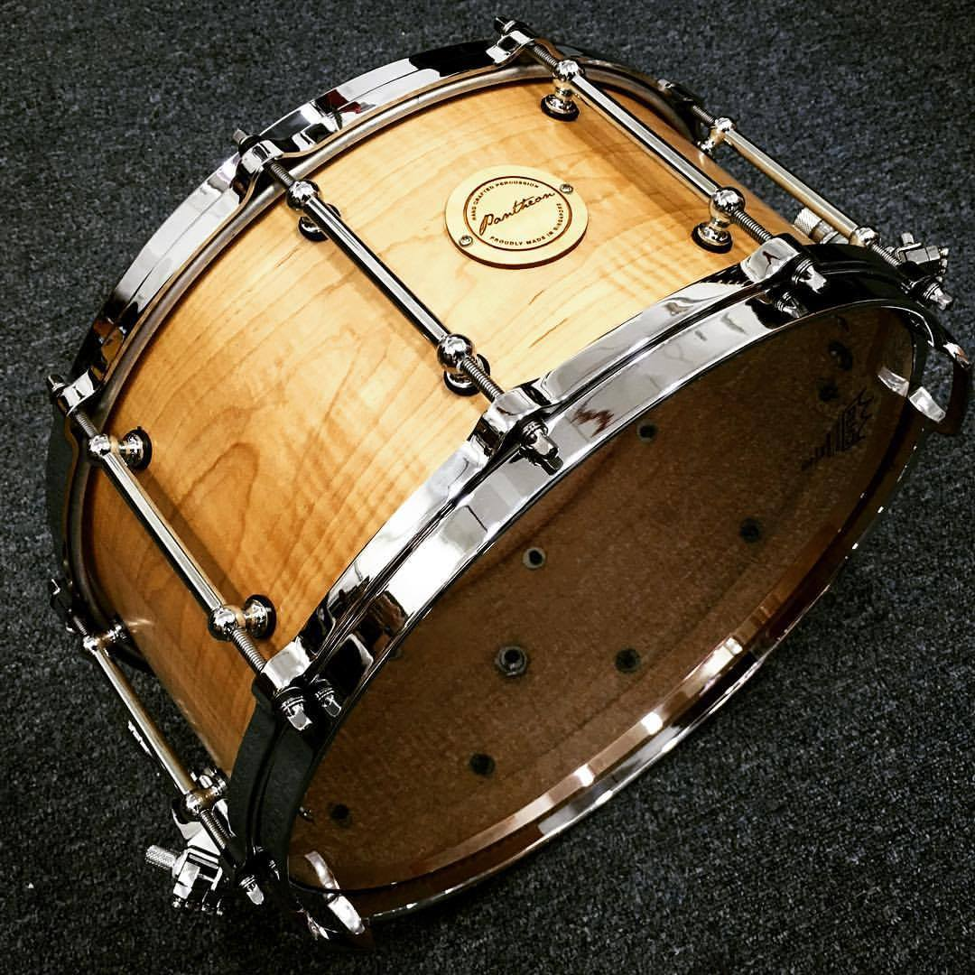 (Custom) Solid Shell Pantheon Percussion Orchestral Snare