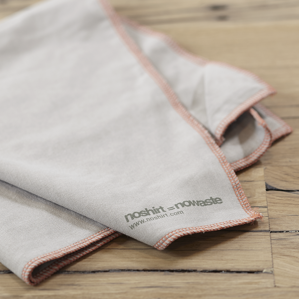 NOWASTE clean & shine towel