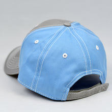 Load image into Gallery viewer, Grey & Baby Blue Chino Semi-Pro