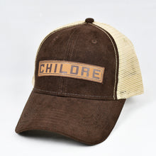 Load image into Gallery viewer, Suede Cotton & Khaki  Semi-Pro Trucker