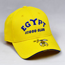 Load image into Gallery viewer, Yellow Chino Twill Semi-Pro Cap