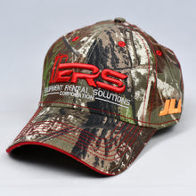 Load image into Gallery viewer, Real Tree Camo w/ Red Trims Semi-Pro Cap