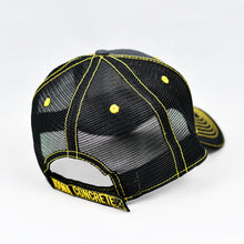 Load image into Gallery viewer, Charcoal & Black Semi-Pro Trucker