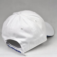 Load image into Gallery viewer, White Chino w/ Blue Trim Semi-Pro