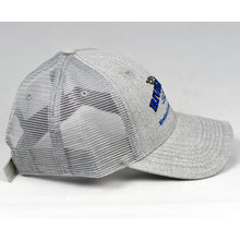 Load image into Gallery viewer, Heather Grey & Grey Mesh Semi-Pro Trucker