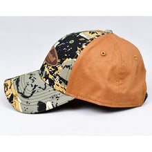 Load image into Gallery viewer, ACC Camo Semi-Pro Buckle-Back Cap