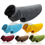 Dog Clothes Reflective Dog Jacket Small Big Dogs Soft Fleece Coats Autumn Winter Warm Dogs Pets Clothing