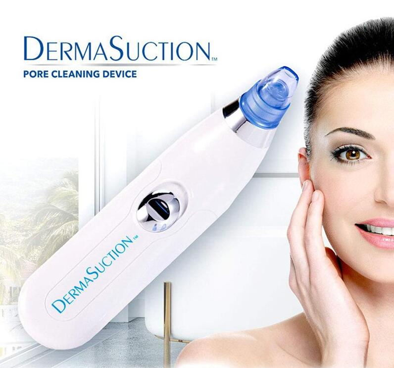 Dermasuction Blackhead Removal Device Pore Cleaner