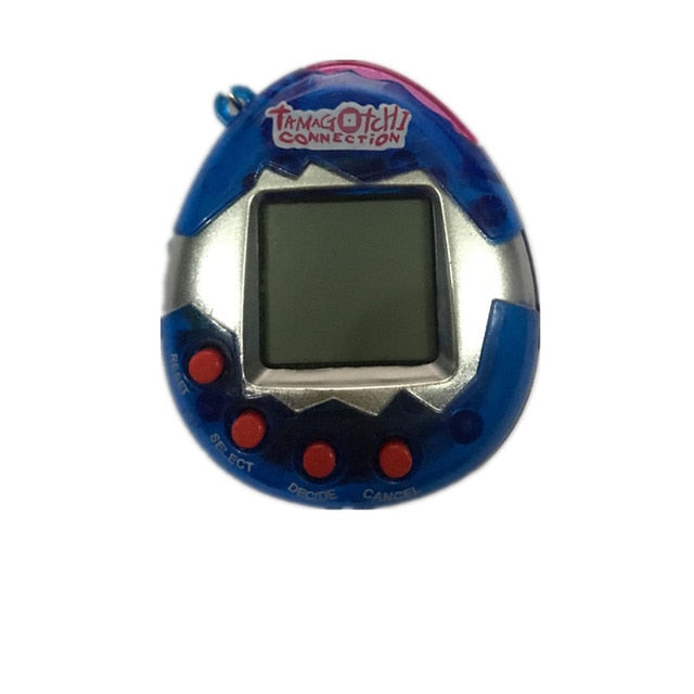 Multi-colors 90S Nostalgic 49 Pets in 1 Virtual Cyber Pet Toy Tamagotchis Electronic Pets Keychains Toys