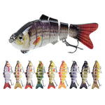 10cm 16.5g Multi-section Lure With Ring Beads
